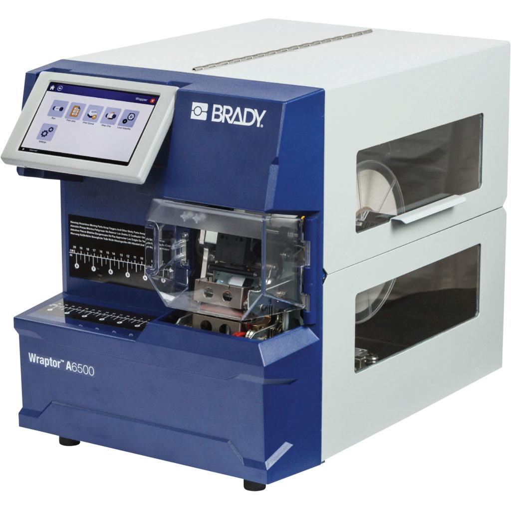 BradyPrinter-A5500 Wraptor-A6500